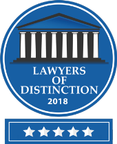 2018 Lawyers of Distinction